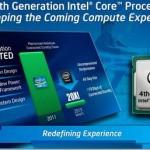 Haswell - le nouveau Quadcore d'Intel